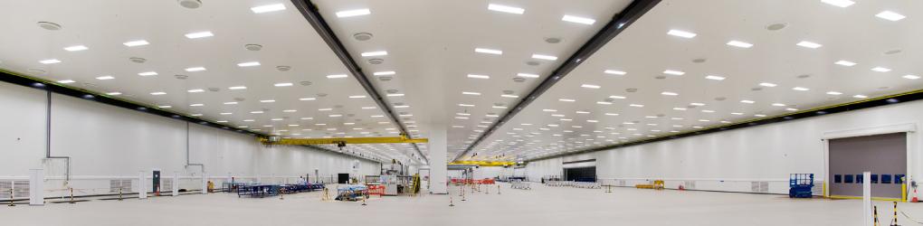 Imec innovative m e contractor co ltd cleanroom interior for Innovative hvac systems